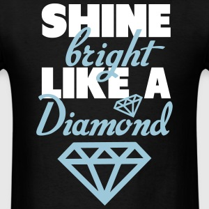 Tiffany Dunks Shine Bright Like A Diamond Shirt T-Shirts - Men's T-Shirt