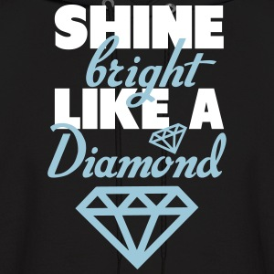 Tiffany Dunks Shine Bright Like A Diamond Shirt Hoodies - Men's Hoodie