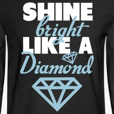 Tiffany Dunks Shine Bright Like A Diamond Shirt Long Sleeve Shirts