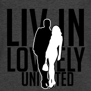 Limited Edition Black n white1.png T-Shirts - Men's V-Neck T-Shirt by Canvas