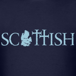 Scottishigan T-Shirts - Men's T-Shirt