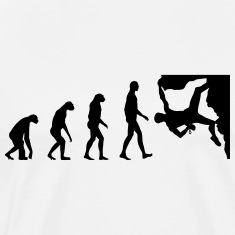 Evolution Climbing T-Shirts