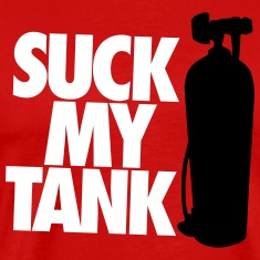 Suck my tank T-Shirts