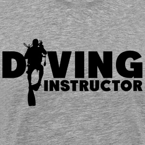 Diving Instructor T-Shirts - Men's Premium T-Shirt