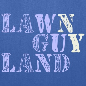 Lawn Guy Land  Bags & backpacks - Tote Bag