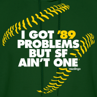 Design ~ '89 Problems - Men's Hoodie