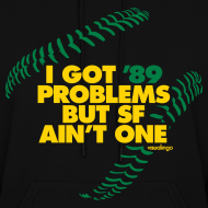 Design ~ '89 Problems - Women's Hoodie
