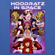 Design ~ Hoodratz In Space