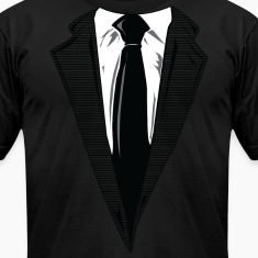 Coat and Tie and Suit and Tie t-shirts T-Shirts