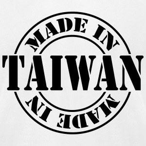 made_in_taiwan_m1 T-Shirts - Men's T-Shirt by American Apparel