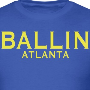 BALLIN ATLANTA T-Shirts - Men's T-Shirt