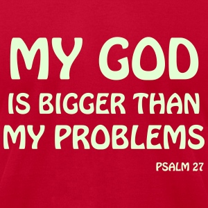 MY GOD IS BIG - S3 T-Shirts - Men's T-Shirt by American Apparel