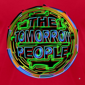The Tomorrow People - Men's T-Shirt by American Apparel