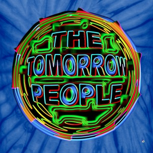 The Tomorrow People - Unisex Tie Dye T-Shirt