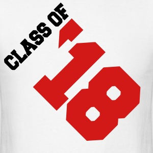 Class of '18 T-Shirts - Men's T-Shirt