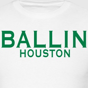 BALLIN HOUSTON T-Shirts - Men's T-Shirt