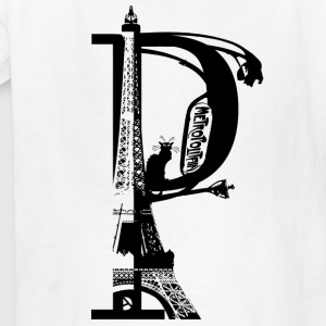 AD Paris Noir Kids' Shirts - Kids' T-Shirt