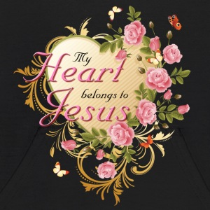 My Heart Belongs To Jesus Sweatshirts - Kids' Hoodie