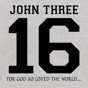 John Three 16, For God So Loved The World Sweatshirts - Kids' Hoodie