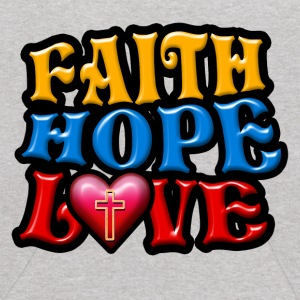 Faith Hope Love Sweatshirts - Kids' Hoodie