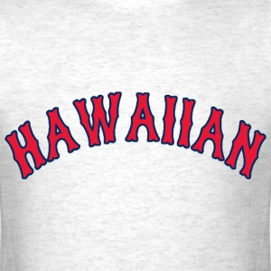 Pacific Islander Night - Hawaiian Visitor T-Shirts - Men's T-Shirt