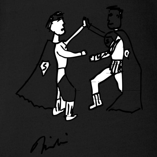 Nikolai   - Hollywood Blvd Superman Meeting
