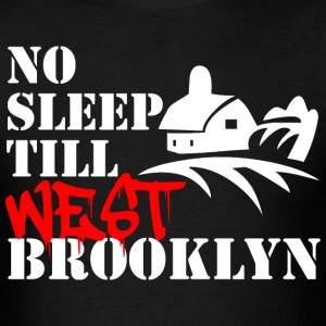 West Brooklyn - Men's T-Shirt