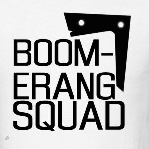 Avatar the Last Airbender: Boomerang Squad T-Shirts - Men's T-Shirt