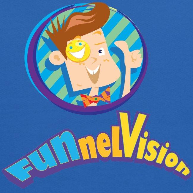 Funnel Vision Kids Hoodie