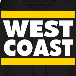 WEST COAST Hoodies - Men's Hoodie