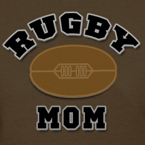 Rugby Mom T-Shirt - Women's T-Shirt