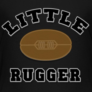 Rugby Little Rugger T-Shirt - Toddler Premium T-Shirt