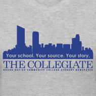 Design ~ Collegiate Women's V-neck Dark