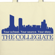 Design ~ Collegiate Tote bag