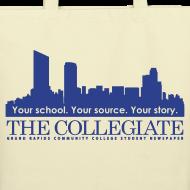 Design ~ Collegiate Tote bag