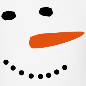 snowman winter T-Shirts - Men's T-Shirt