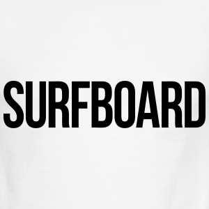Surfboard T-Shirts - Men's Ringer T-Shirt