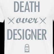 Design ~ D.O.D. [metallic silver]