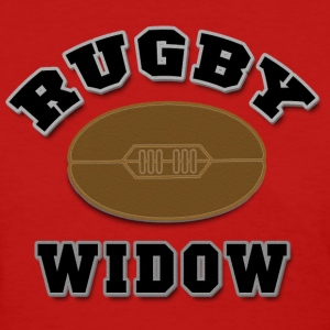 Rugby Wife Widow T-Shirt - Women's T-Shirt