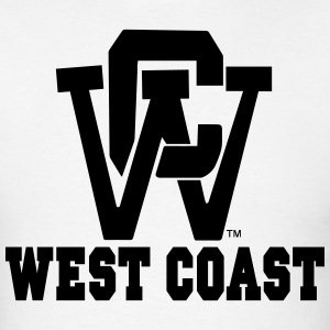 WEST COAST T-Shirts - Men's T-Shirt