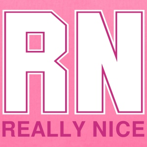 RN Really Nice Bags & backpacks - Tote Bag