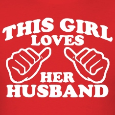 Loves Husband T-Shirts