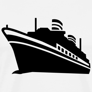 Cruise ship T-Shirts - Men's Premium T-Shirt
