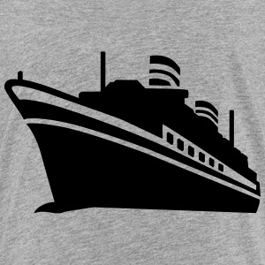 Cruise ship Kids' Shirts - Kids' Premium T-Shirt