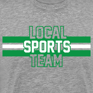 Design ~ Local Sports Team shirt green