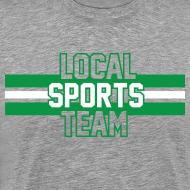 Design ~ Local Sports Team shirt green