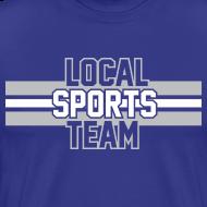 Design ~ Local Sports Team shirt grey