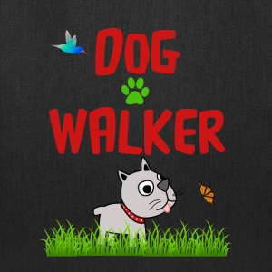 DOG WALKER Bags & backpacks - Tote Bag