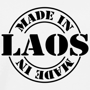 made_in_laos_m1 T-Shirts - Men's Premium T-Shirt