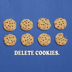 Delete cookies Bags & backpacks - Tote Bag
